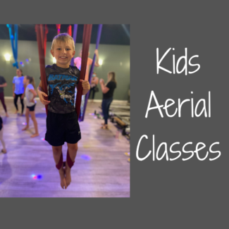 kids Aerial Hammock Classes