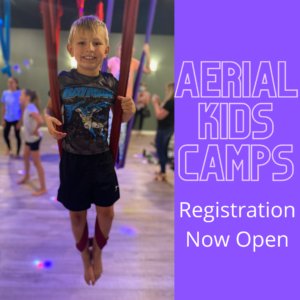 Aerial kids camps