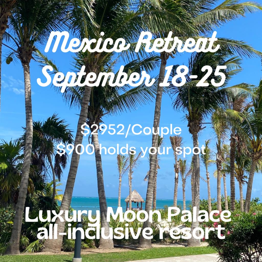 Mexico Retreat September 18-25